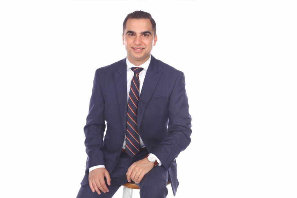 Aaron Eslamboli