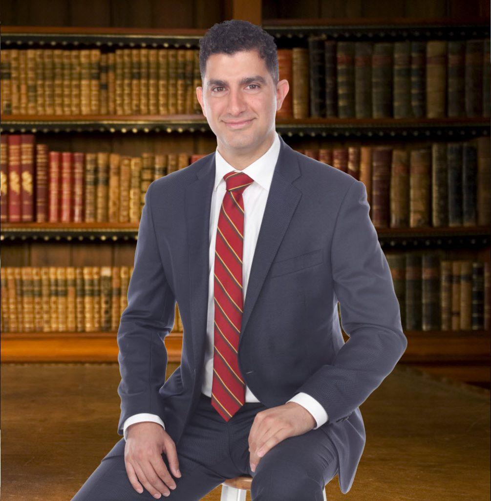 Elliot Eslamboli
